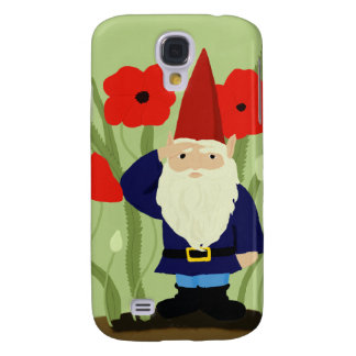 Garden of Remembrance Gnome iPhone 3G/3GS Case Galaxy S4 Cases