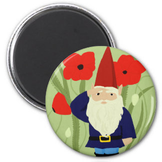 Garden of Remembrance Gnome Magnet