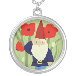 Garden of Remembrance Gnome Necklace