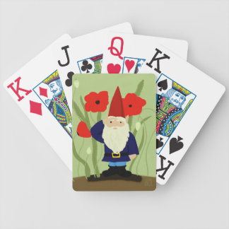 Garden of Remembrance Gnome Playing Cards