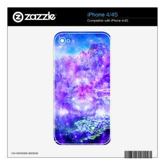 Garden of Serenity Decals For iPhone 4