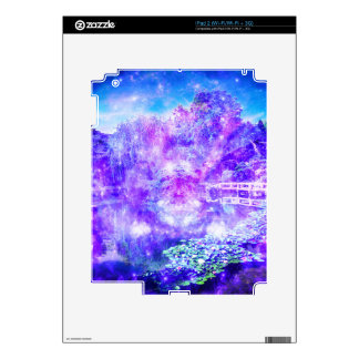 Garden of Serenity Skin For The iPad 2