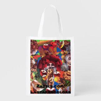 Garden of Temptation-Grocery Bag