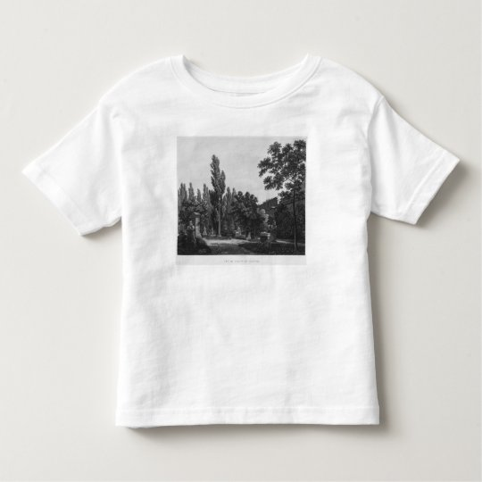 Garden of the cloister, Musee des Monuments Toddler T-shirt