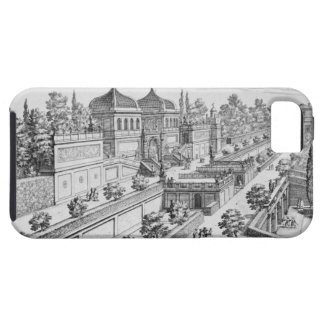 Garden of the Duke of Parma on the Palatine Hill, iPhone SE/5/5s Case
