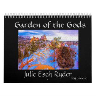 Garden of the Gods 2013 Calendar