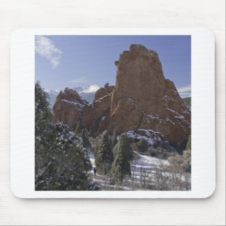 Garden of the Gods 3 Mouse Pad