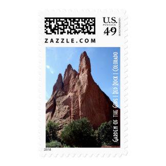 Garden of the Gods | Colorado Postage Stamps