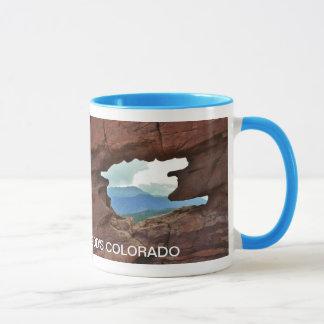 GARDEN OF THE GOD'S Colorado Ringer MUG