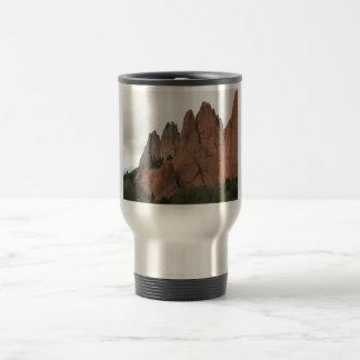 Garden of the Gods, Colorado Travel Mug