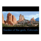 Garden of the gods copy, Garden of the gods, Co... Postcard