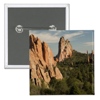 Garden of the Gods Historic Site Pinback Buttons