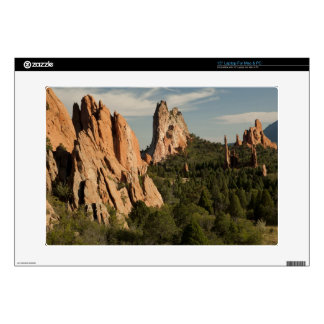 Garden of the Gods Historic Site Decals For Laptops