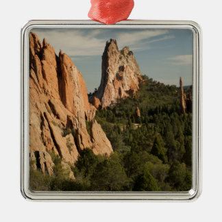 Garden of the Gods Historic Site Metal Ornament