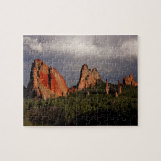 Garden of the Gods Jigsaw Puzzle