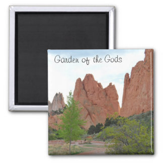 Garden of the Gods Magnet