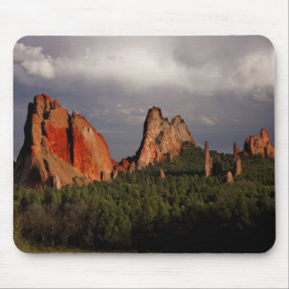 Garden of the Gods Mouse Pad