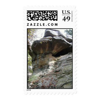 Garden of the Gods Postage