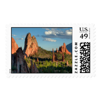 Garden of the Gods Postage Stamps