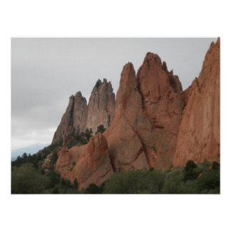 Garden of the Gods Posters