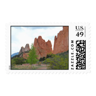 Garden of the Gods Stamps