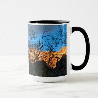 Garden of the Gods Sunset Mug