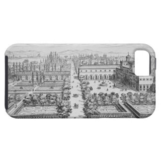 Garden of the Grand Duke of Tuscany on the Monte P iPhone SE/5/5s Case