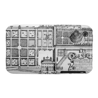 Garden of the Grand Duke of Tuscany on the Trinita iPhone 3 Cover