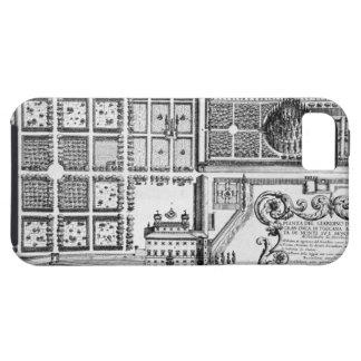 Garden of the Grand Duke of Tuscany on the Trinita iPhone SE/5/5s Case