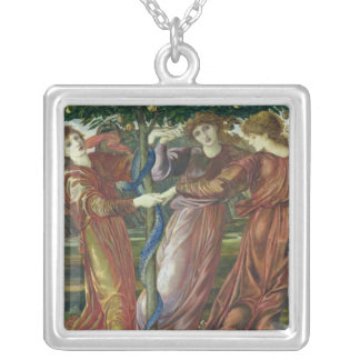 Garden of the Hesperides, 1869-73 Personalized Necklace
