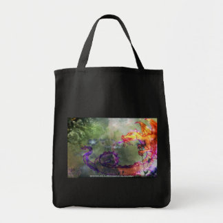 Garden of the Hesperides Tote Bags