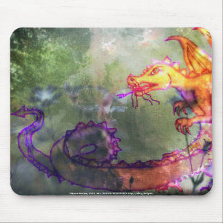 Garden of the Hesperides Mouse Pad