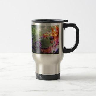 Garden of the Hesperides 15 Oz Stainless Steel Travel Mug