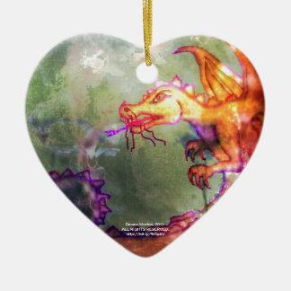 Garden of the Hesperides Christmas Tree Ornament