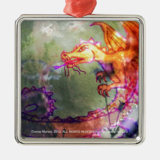 Garden of the Hesperides Christmas Tree Ornaments