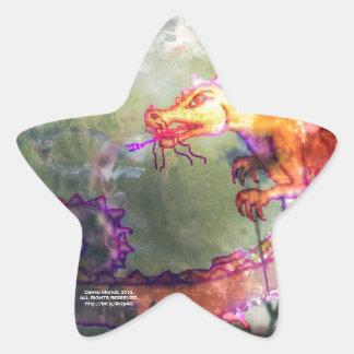 Garden of the Hesperides Star Sticker