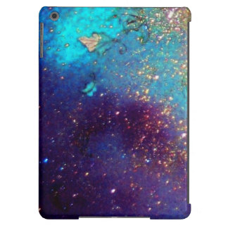 GARDEN OF THE LOST SHADOWS -Blue Turquase Cover For iPad Air