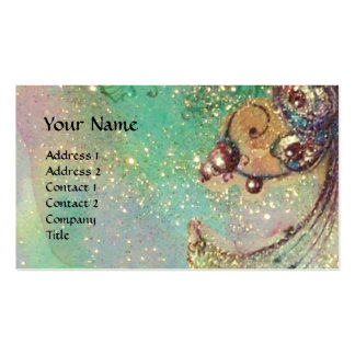 GARDEN OF THE LOST SHADOWS BUSINESS CARD