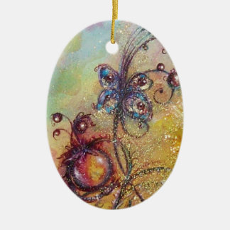 GARDEN OF THE LOST SHADOWS- BUTTERFLY PLANT CHRISTMAS TREE ORNAMENT