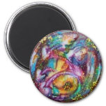 GARDEN OF THE LOST SHADOWS - DREAMING FAERY 2 INCH ROUND MAGNET