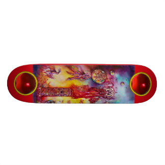 GARDEN OF THE LOST SHADOWS, FAERY AND BUTTERFLIES SKATE BOARD
