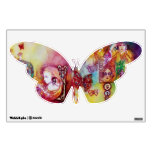 GARDEN OF THE LOST SHADOWS, FAERY AND BUTTERFLIES WALL DECAL
