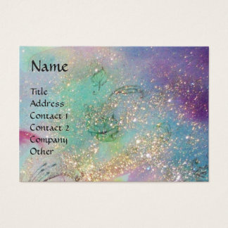 GARDEN OF THE LOST SHADOWS/FAIRIES AND BUTTERFLIES BUSINESS CARD