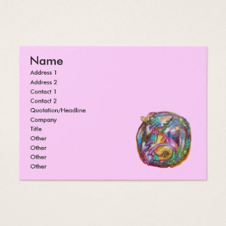GARDEN OF THE LOST SHADOWS -FAIRY AND BUTTERFLIES BUSINESS CARD