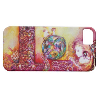 GARDEN OF THE LOST SHADOWS / FAIRY AND BUTTERFLIES iPhone 5 COVERS