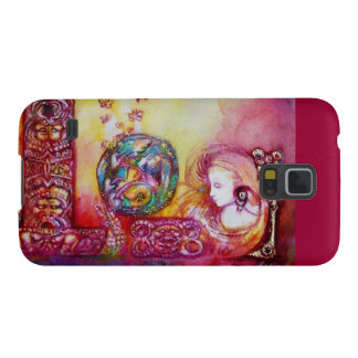 GARDEN OF THE LOST SHADOWS / FAIRY AND BUTTERFLIES CASE FOR GALAXY S5