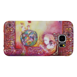 GARDEN OF THE LOST SHADOWS / FAIRY AND BUTTERFLIES SAMSUNG GALAXY S6 CASE