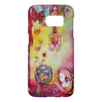 GARDEN OF THE LOST SHADOWS / FAIRY AND BUTTERFLIES SAMSUNG GALAXY S7 CASE