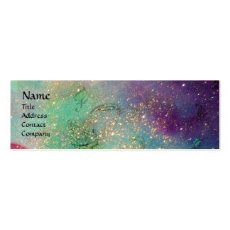 GARDEN OF THE LOST SHADOWS -FAIRY AND MAGIC BUBBLE Double-Sided MINI BUSINESS CARDS (Pack OF 20)