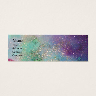 GARDEN OF THE LOST SHADOWS -FAIRY AND MAGIC BUBBLE MINI BUSINESS CARD